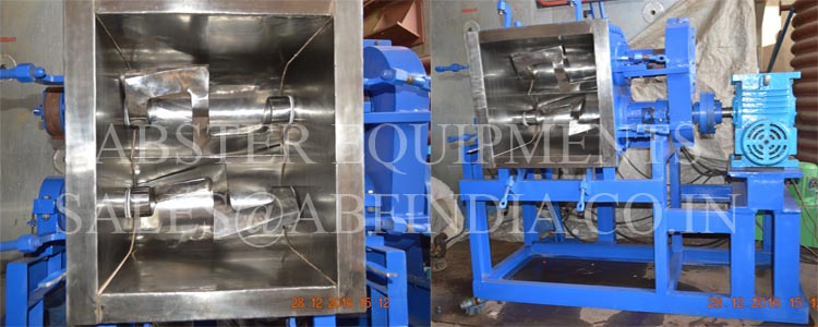 Industrial Mixers And Agitators